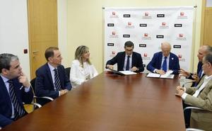 Bankia y Fundación Cajamurcia colaboran con la UMU en el Proyecto ODSesiones