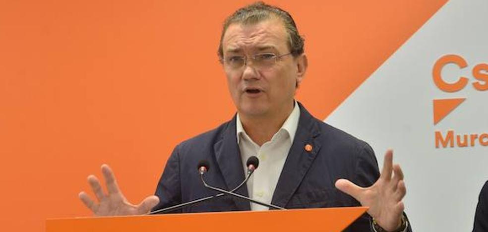 Cs cuenta con alcanzar la vicepresidencia de la Comunidad, ya sea con PP o PSOE