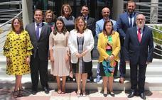 La alcaldesa de San Pedro distribuye las competencias entre sus 10 concejales