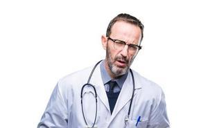 Médicos pacientes