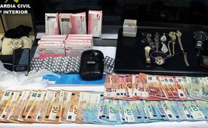 Desarticulan un activo punto de venta de droga en Murcia