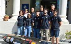 El UPCT Solar Team compite en Londres con un vehículo optimizado para consumir lo mínimo