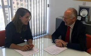 Marian Fernández, de Ciudadanos, primera teniente de alcalde de Las Torres de Cotillas