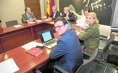 Castillo quiere tener candidato a San Esteban en una semana