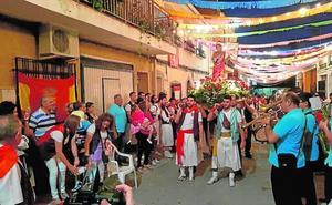 Arrancan las fiestas patronales de San Juan en Campos del Río