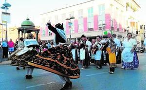 Exitosa fiesta del folclore y las tradiciones