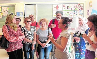Educadores de Reino Unido, Italia y España aprenden a integrar culturas en la escuela