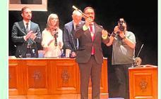 Diego Conesa defendió en Alhama el pacto entre PSOE y PP que rechaza en Cartagena