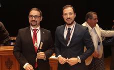 Mateos otorga a Morales las concejalías de Economía y Empresas Públicas en Lorca