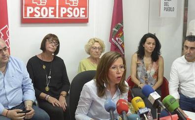Ana Belén Castejón dimite como secretaria general del PSOE de Cartagena, pero continúa como alcaldesa