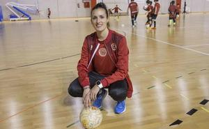 La ala pívot internacional Consuelo Campoy deja el Jimbee Roldán tras cuatro temporadas