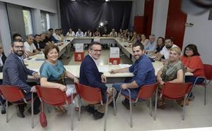 El PSRM abre expediente disciplinario a Castejón y sus ediles, que no serán en principio expulsados
