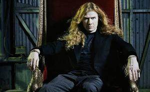 Megadeth cancela su gira tras conocer que su líder tiene cáncer de garganta