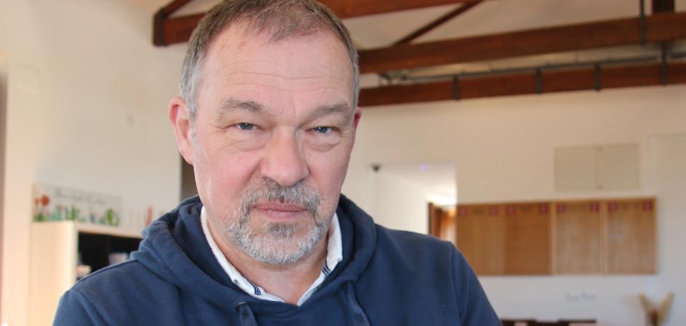 John Girdley: «El área de la Sierra de Altaona es un punto caliente de polillas»