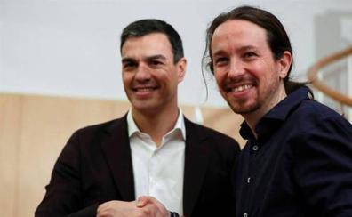 Sánchez e Iglesias no logran limar sus diferencias sobre un Gobierno de coalición