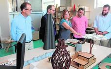 Artesanía digital del laboratorio FAB-LAB