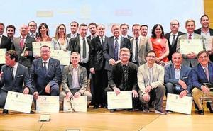 Murcia Río y la autovía de Jumilla a Yecla ganan premios a las mejores obras civiles