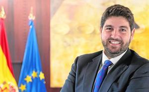 Fernando López Miras: «La Región de Murcia lidera la modernización de la agricultura»