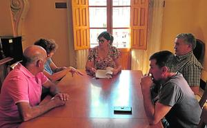 El Consistorio de Santomera estudia denunciar a Iberdrola e Industria por la línea de alta tensión