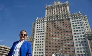 Trinitario Casanova vuelve a alertar de que el Edificio España de Madrid está en riesgo de derrumbe