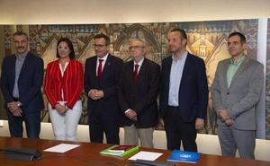 Los portavoces parlamentarios espera que «el consenso» de su primera reunión sea la tónica