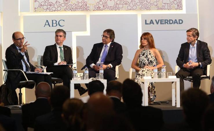 Foro ABC-La Verdad 'Murcia, despensa de Europa'