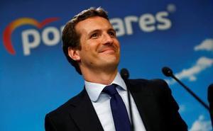 Casado, convencido de que negociaciones como la de Murcia resultarán «muy positivas»