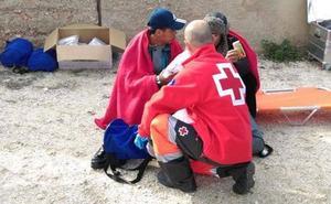 Cruz Roja atiende a 329 refugiados en el último año en la Región