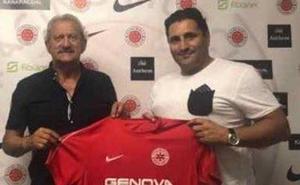 El Racing Murcia anuncia el fichaje de David Vidal
