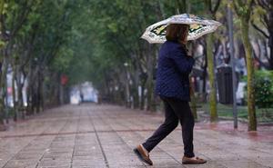 La primavera de este año en la Región es la más húmeda de la última década