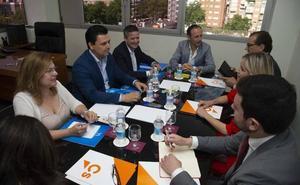 Acuerdo «programático» entre PP y Ciudadanos para el Gobierno de la Región de Murcia