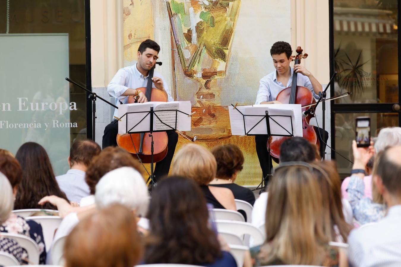 Artistas y público festejan el Día Europeo de la Música