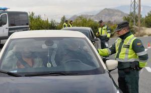 Once de los catorce conductores fallecidos este año en la Región presentaban tóxicos en su organismo