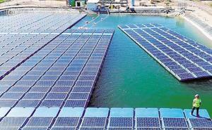 La Comunidad genera cerca del 10% de la energía solar que se produce en España