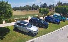 Solidaridad y deporte con Huertas Motor Cartagena a beneficio de AFAN