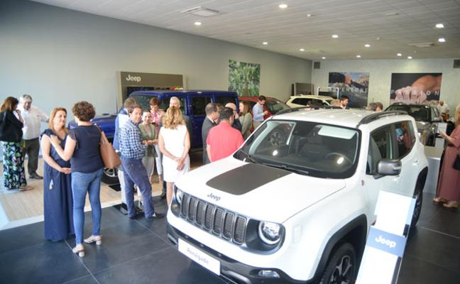 Huertas Center abre nuevo concesionario Jeep en Murcia