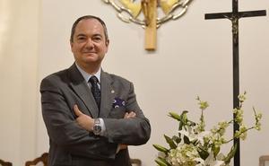 José Ramón Guerrero: «Murcia no sabe vender sumaravillosa Semana Santa»