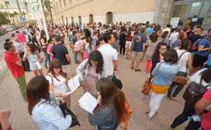 Casi 11.300 opositores se disputan desde mañana las 1.300 plazas de maestro