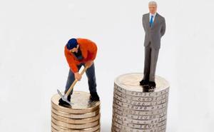 La Región registró el cuarto salario medio más bajo del país en 2017