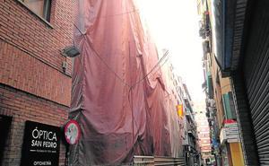 El edificio de la confitería Zaher de Murcia se convierte en un bloque de pisos