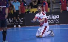 ElPozo vuelve a quedarse a un paso de ganar la Liga