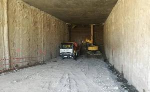 La luz al inicio del túnel del AVE