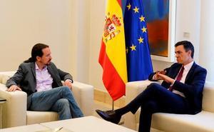 El PSOE redobla la presión sobre Iglesias para que acepte la oferta de Sánchez