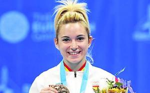 Irene Díaz, bronce en los Juegos de Minsk