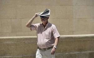 La primera ola de calor del verano llegará este fin de semana a la Región de Murcia