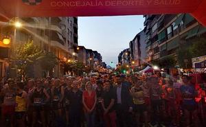Roberto Castellón y Pilar Sánchez triunfan en la noche de San Juan en Molina