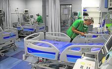 El Perpetuo Socorro abrirá en julio una UCI para hacer operaciones complejas