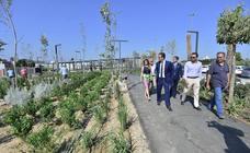 El paseo fluvial de Murcia Río abrirá al público a principios de julio