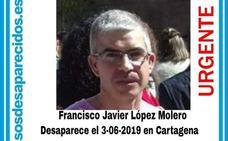 Desaparecido un hombre de 42 años en Cartagena