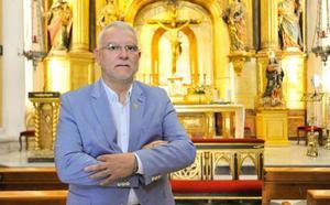 José Ignacio Sánchez Ballesta, nuevo presidente del Cabildo Superior de Cofradías de Murcia
